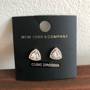 Earrings from New York and Company